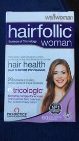 Hairfollic woman tablets (60)