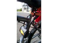 Boodie child bike seat