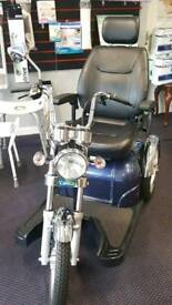 Mobility scooter 8mph 2017 3mth warranty