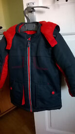 winter coat 18-24 months from Mothercare