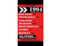 1994 old skool ticket for sale £20 or 2 for £35