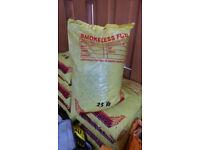 Anthracite Grains in 25kg prepacks