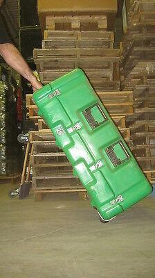 Hardigg 38x28x16 Wheeled Shipping Hard Equipment Case AL3424-0805 Waterproof ATA