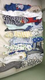 Job lot of baby's baby grows