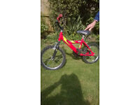 Raleigh Max 14 childs bike