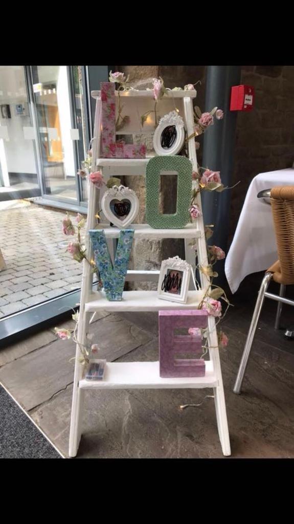 Wedding Memory Step Ladder In Killamarsh South Yorkshire Gumtree