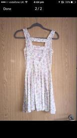 Topshop skater dress, size 8