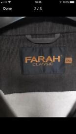 FARAH Jacket, size XXL
