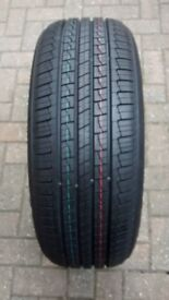 BRAND NEW AND TOTALLY UNUSED CAR TYRE SIZE - 215/55R18 95V
