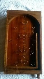Beutifully Made Rosewood Bagatelle