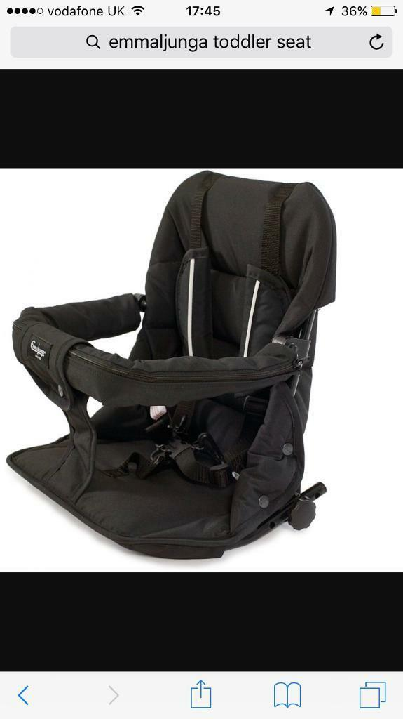 Emmaljunga Toddler Seat In Buckie Moray Gumtree