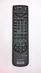 Sony RMT-V203 REMOTE COMMANDER