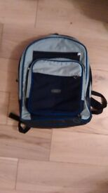 TechAir laptop backpack as shown