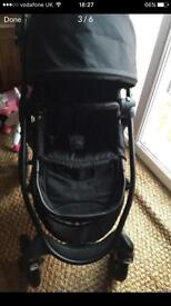 Baby Jogger Versa GT Fab condition