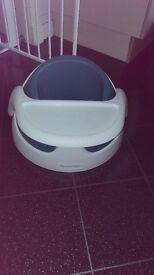 Mammas & pappas gummy chair for sale £10