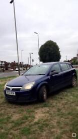 2005 Vauxhall Astra 1.7 CDTI diesel 5door