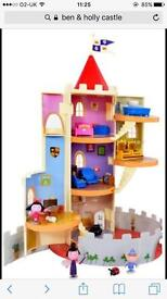 WANTED: Ben & Holly's Little Kingdom Castle