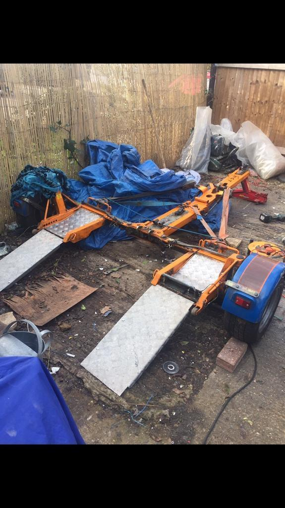 HCT TOWING RECOVERY DOLLY TOWING FRAME NOT A FRAME | in Kingston ...