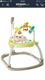 Fisher price musical Jumperoo