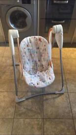 Baby swing / chair