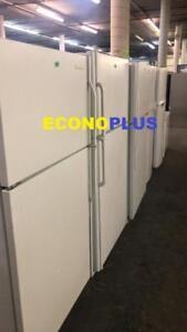 ECONOPLUS LIQUIDATION REFRIGERATEUR STANDARD 30 POUCES BLANC A PARTIR DE  349.99$ TAXES INCLUSES