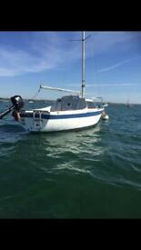 18ft sailfish