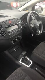 Auto 1.6 golf plus low mileage