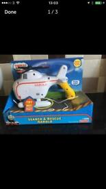 Fisher price search and rescue harold