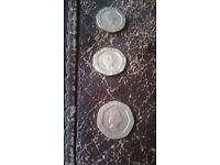 undated 20p coin