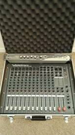 Watson PAX 16 Mixing Desk and Zoom 1201 Effects System