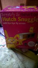 rabbit hutch covers
