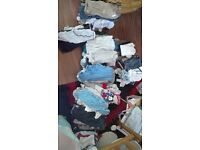 baby boy clothes some designer amazing condition barely worn and some brand new sizes 0-3 and 3-6