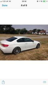 BMW 3-Series coupe high line