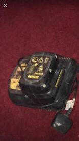 24vlt dewalt charger and battery