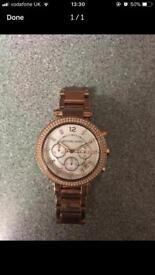 Micheal kors watch womens
