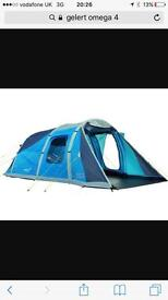 Gelert Omega Air Tent Plus Many Accessories