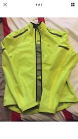 FWE hi vis cycling jacket