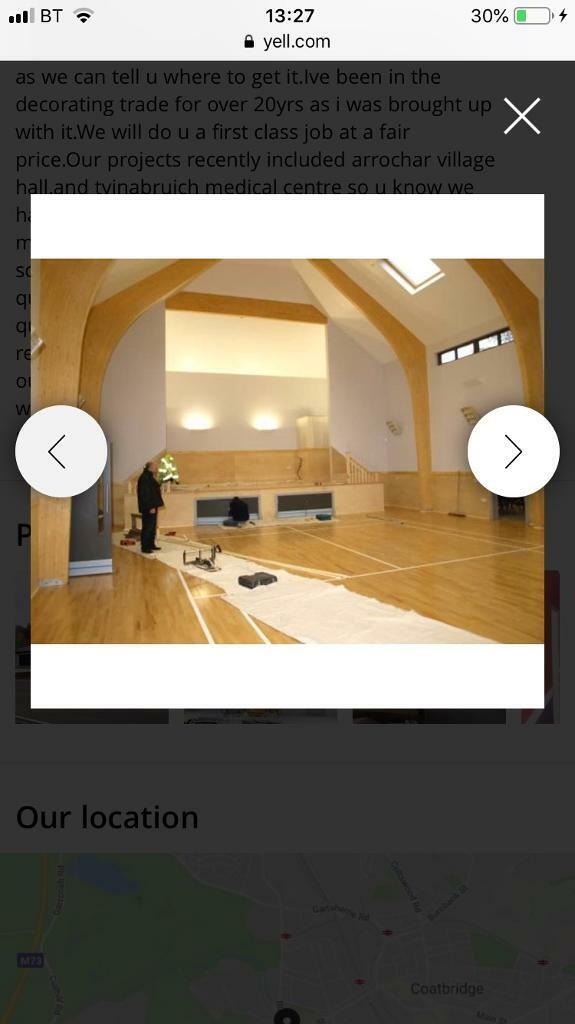 Jsf painter and decorator | in Glasgow | Gumtree