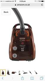 Hoover dust manager vacuum cleaner