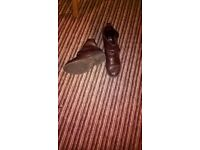 SOUTH BROWN BOOTS SIZE 7