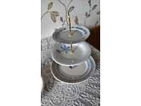 cake stands three tier