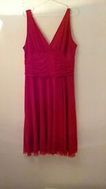 UKSize18 Red Collection Debenhams Dress