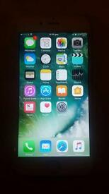 iPhone 6 64 GB Unlocked White/Silver Mint Condition