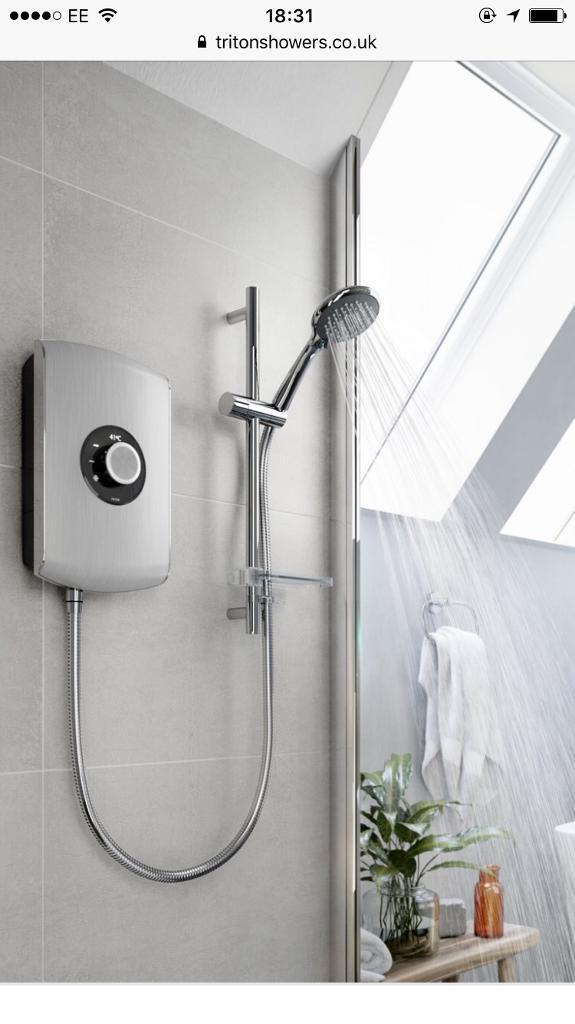 Triton Amore 850kw Electric Shower Brand New in Box | in Easton ...