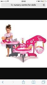 Dolls nursery centre