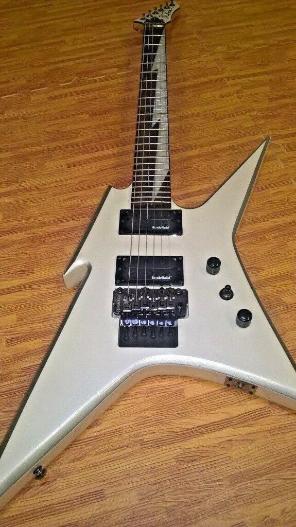 BC-Rich-Ironbird-Limited-Edition-Rare-Electric-Guitar | in