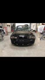 BMW E46 318i petrol