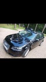 Audi A3 2005 (55) 1.6 SE 5 door FOR SALE.(**HPI CLEAR**)