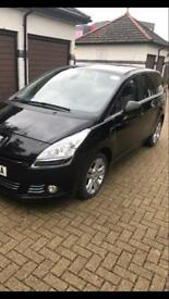 Peugeot 5008 1.6 hdi active PCO UBER X/XL