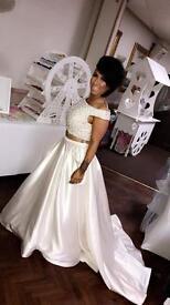 Wedding / prom dress